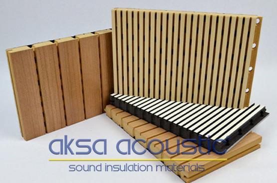 akustik modern tavan kaplama panelleri