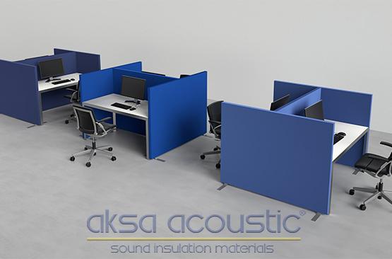 akustik paravan ses yalıtım malzemeleri
