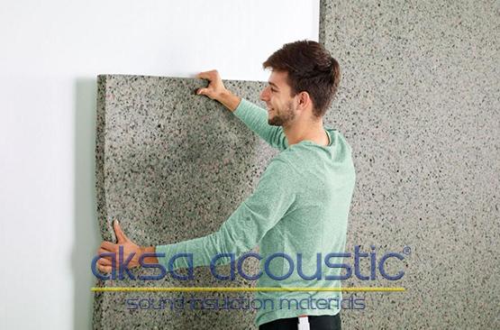 akustik ses süngerpan m2 fiyatları