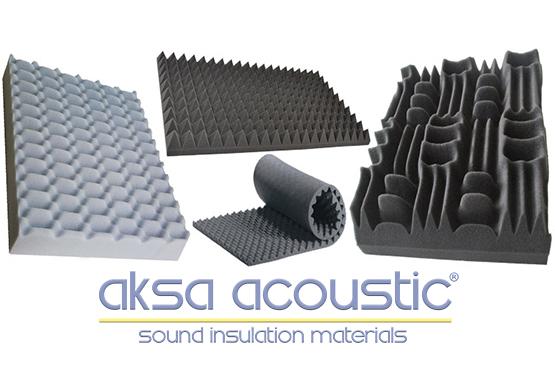 akustik süngerler fiyatları