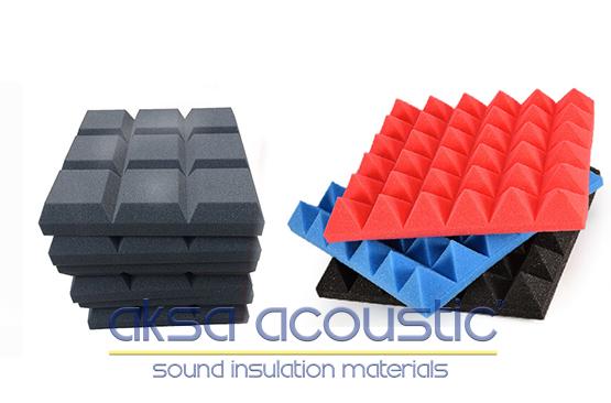 dekoratif akustik sünger m2 fiyatları