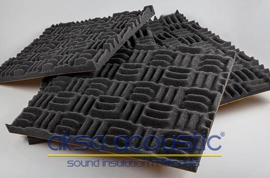 yanmaz akustik labirent sünger